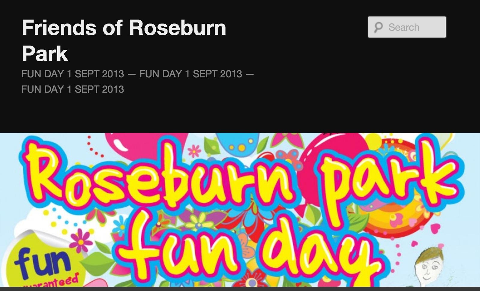 Bike Love today at Roseburn Park Fun Day